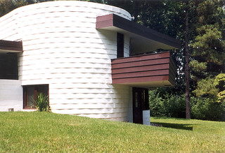 Curtis and Lillian Meyer House (1951), Frank Lloyd Wright | by MI SHPO