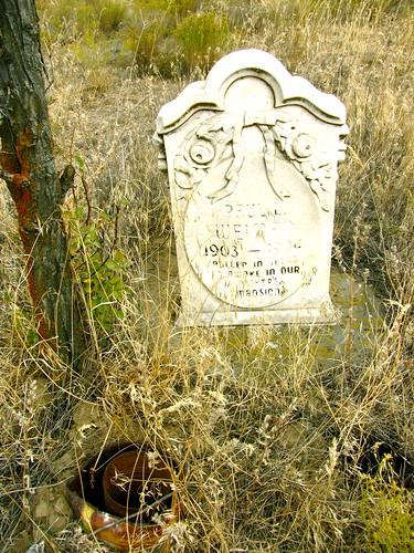 cemetery oregon olex deadmantalking gilliamcounty paulweimar