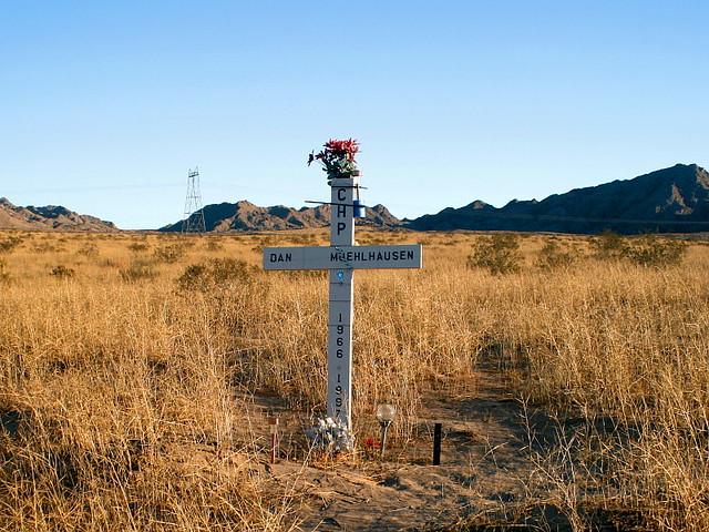 CHP Officer Daniel J  Muehlhausen Memorial Highway | Flickr