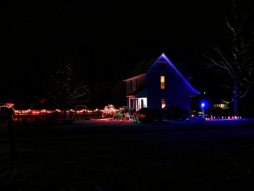 christmaslights hdr bergholz