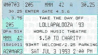 Lollapalooza 1993 | by _Tony_B