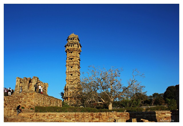 Jauhar place of Queen Padmini,Chittorgarh