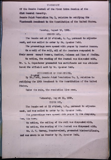 Ratification of the Nineteenth Amendment (page 4)