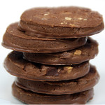 Quadruple Chocolate Cookies