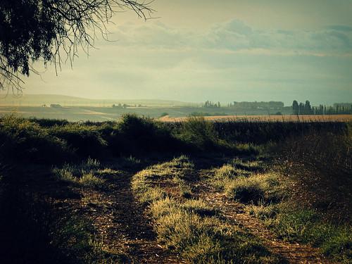 road sunrise washington wildlife headquarters trail burbank mcnary refuge doubletrack