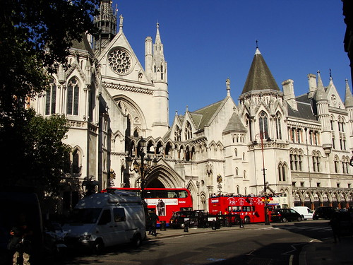 The Royal Court of Justice in the Strand | by Ben Sutherland