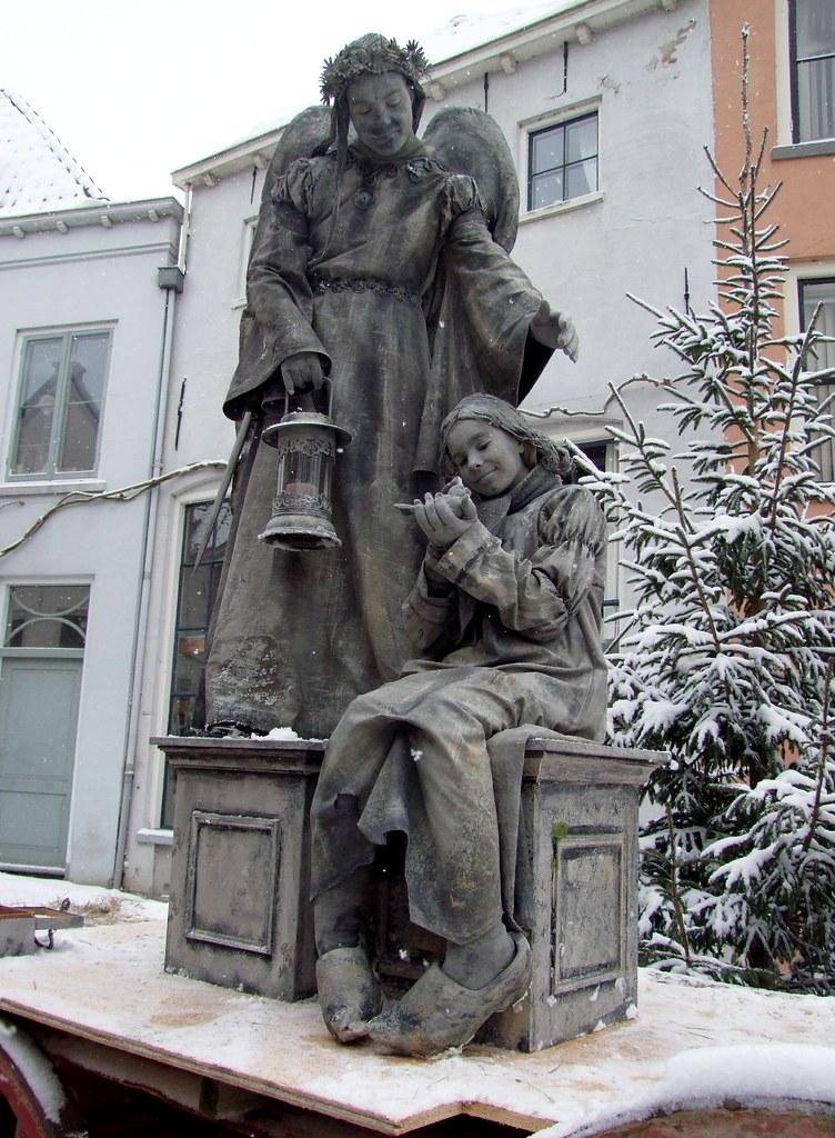 Dickens angel The Angel