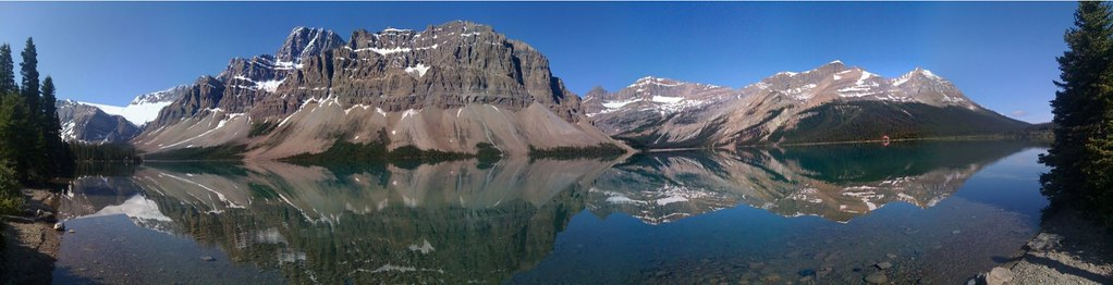 Bow Lake, Banff