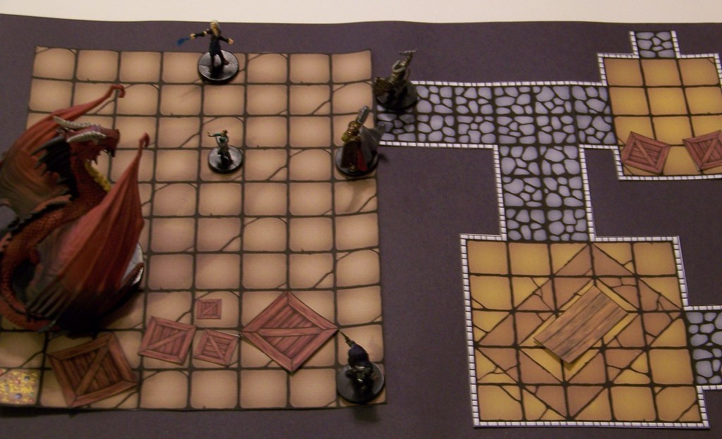 photo about Printable Dungeon Tiles identified as Printable Dungeon Tile Style and design Paul Flickr