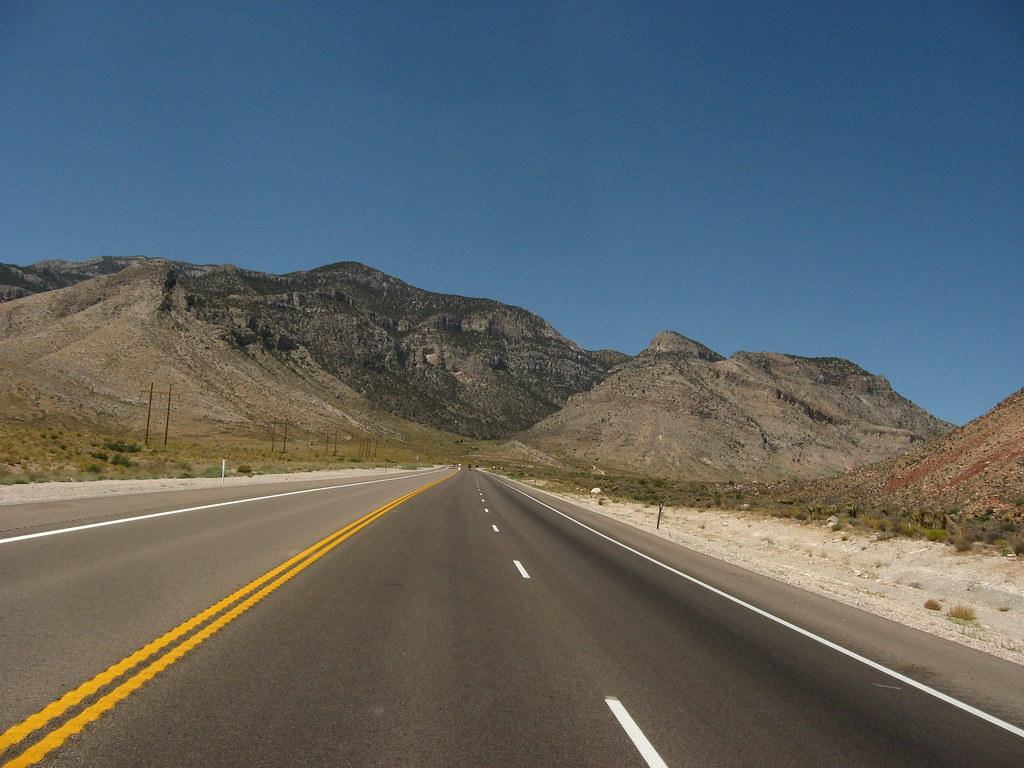 Pahrump To Las Vegas >> S R 160 Between Pahrump And Las Vegas Nevada 9 Flickr