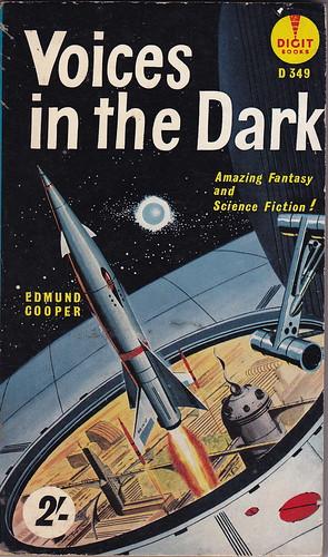 Voices In The Dark by Edmund Cooper