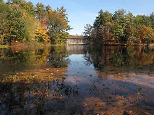 bridge pond massachusetts newengland oldsturbridgevillage livinghistorymuseum