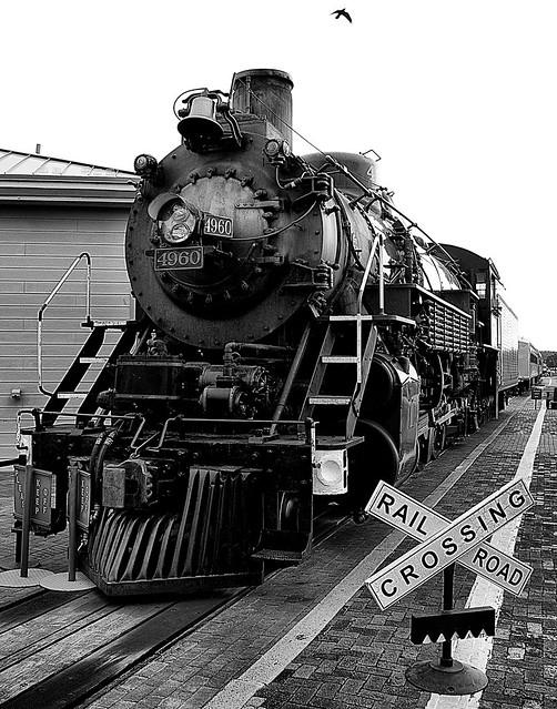 Grand Canyon Railroad Baldwin Engine - Explore #449