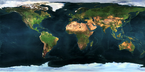 earth-map-big | by charlesfettinger