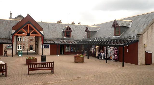 Braemar: Highland Heritage Centre