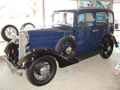 Vauxhall Light Six Dx 14hp 1934 Car And Classic Co Uk Flickr