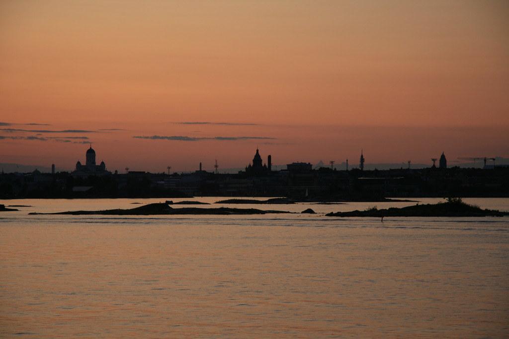 Verso Helsinki