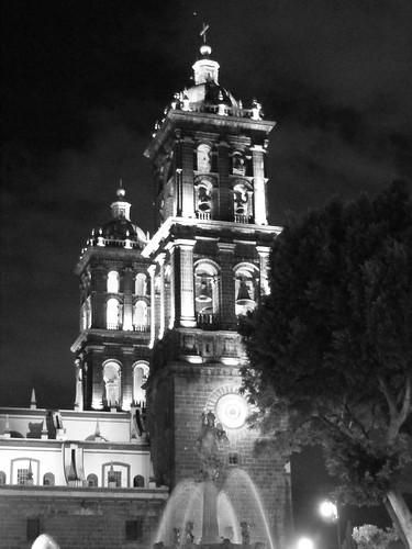 """DSCF0252 Centro Histórico de Puebla """"Zócalo"""" por LAE Manuel Vela"""