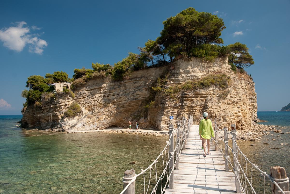 Agios Sostis - Insula privata