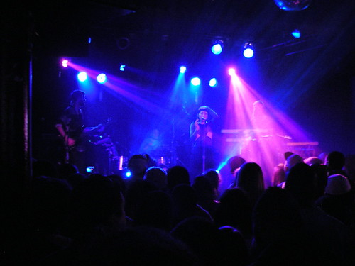Little Dragon live at Bottom Lounge, Chicago | by kumar303