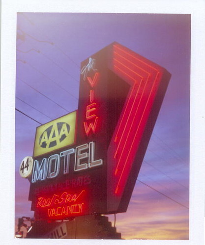 morning sky sign sunrise polaroid neon december motel noflash signage neonsign vacancy 2009 aaa wintersunrise wintersky theview saturdaymorning landcamera verdevalley cottonwoodarizona 89a threeringcircus fujifp100c noflashused fujiinstantfilm 3ringcircus colorpack3 86326 automaticexposure ellenjo highway89a poolandspa ellenjoroberts winterinarizona december2009 december52009 march13april21jeromeartistscooperativegallery2010 noflashcube