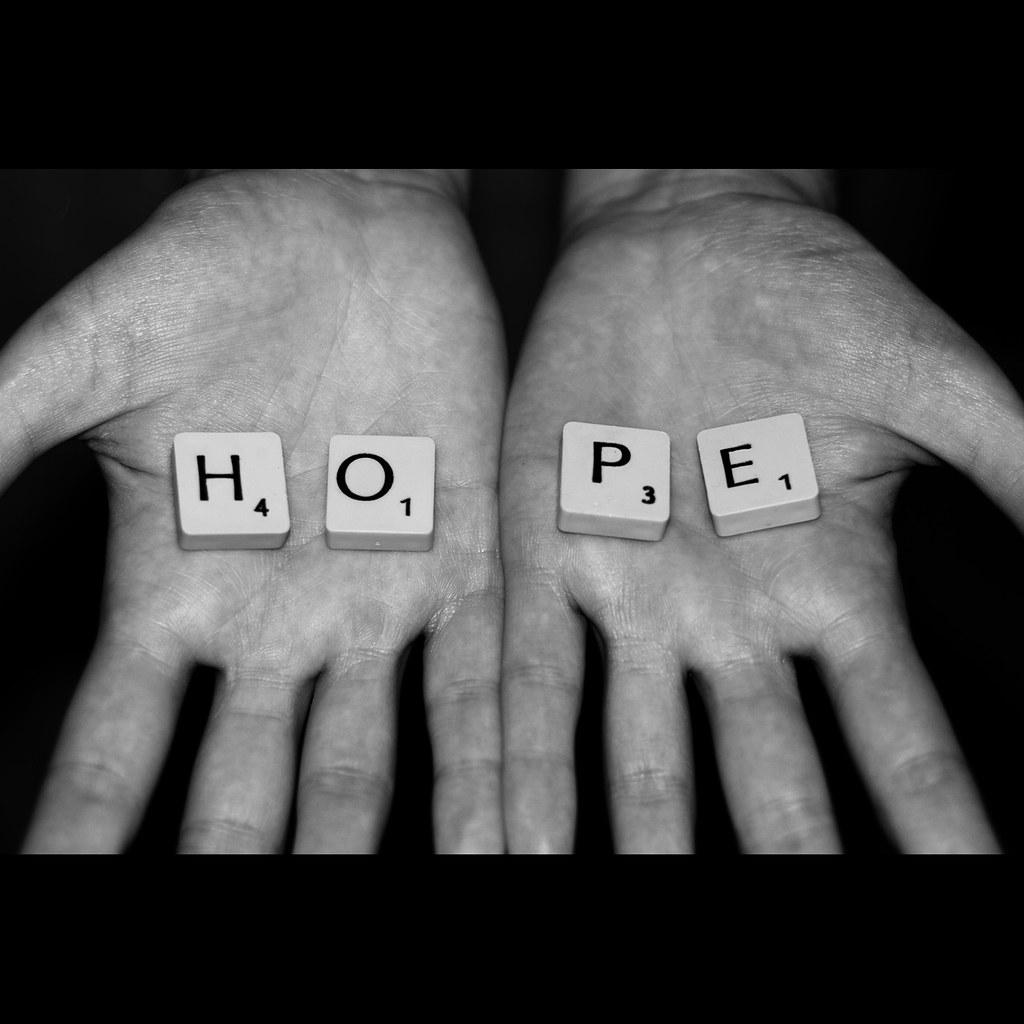 ...Hope...