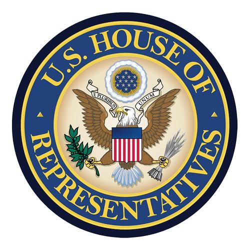 United States House of Representatives Seal | by DonkeyHotey