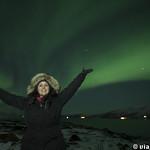 Viajefilos en Tromso, Auroras Boreales 021