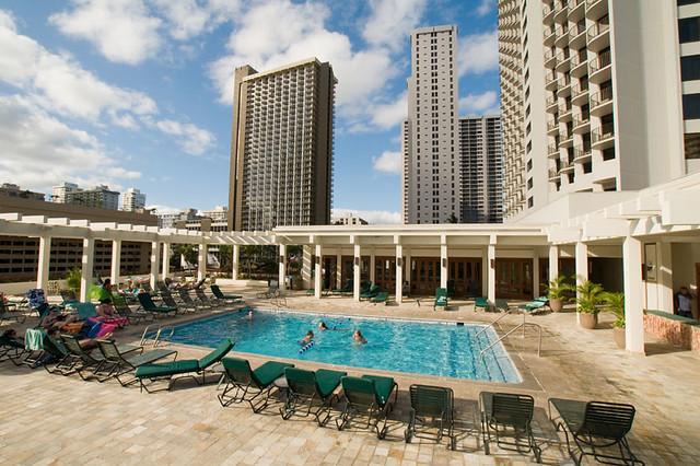 Waikiki Beach Marriott Resort Spa June 2009 All About H