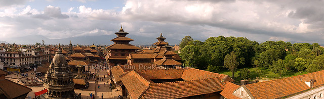 Patan Panorama