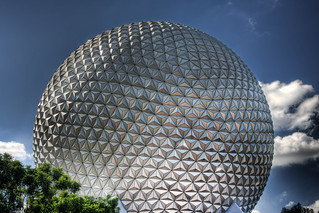 Spaceship Earth | by IceNineJon