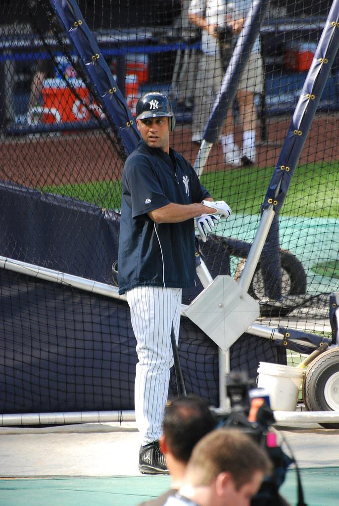 Derek Jeter | Red Sox @ Yankees - August 7, 2009 | Rachel ...