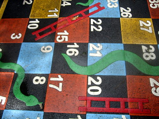 Day 357: Snakes and Ladders | by Chris P Jobling