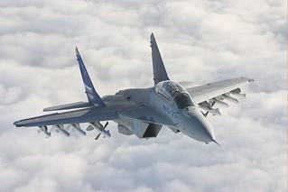 Aircraft_Fighter_Jet_MiG-35_Fighter | by mashleymorgan
