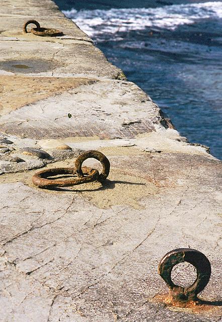 Mooring rings