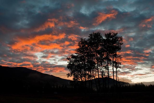 Mazama Sunrise