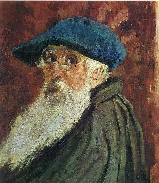 Camille Pissarro Self-Portrait 1898