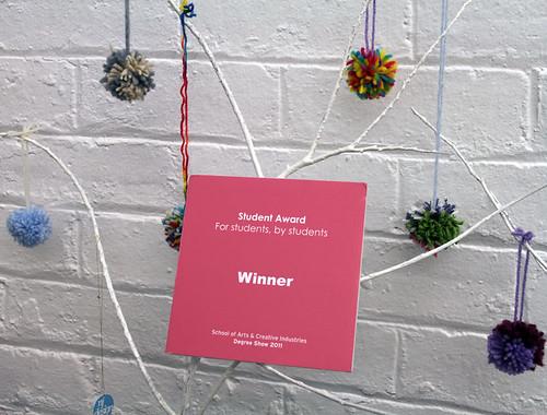 Winner! :)