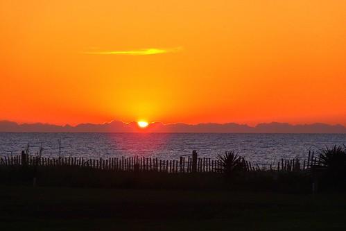 beach sunrise abigfave colorphotoaward 15challengeswinner