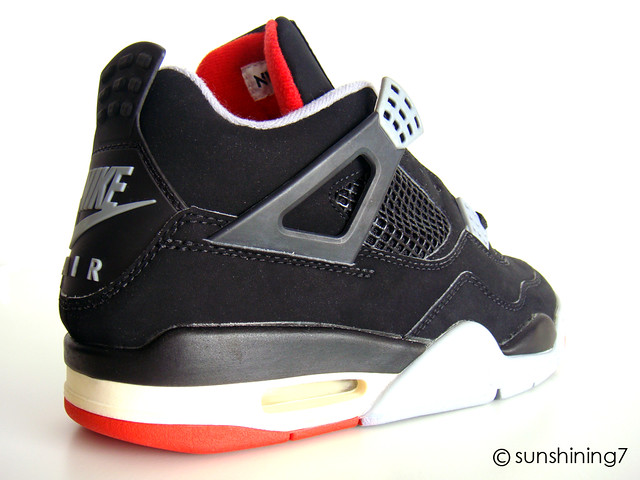 wholesale dealer 73fa9 671dc ... Sunshining7 - Nike air Jordan IV (4) - Retro 1999 - Black Cement Grey