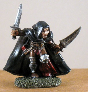 Reaper Darnath Male Elf Thief 03062 by Miniatures Reaper Miniatures