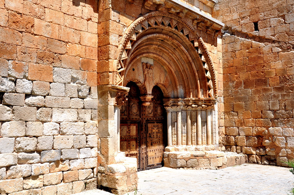 8 - Iglesia de San Miguel Arcangel de Caltojar - Soria - Spain