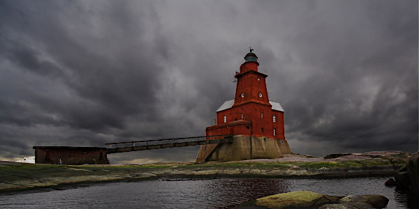 Porkala fyr - Porkkalan majakka - Porkkala lighthouse