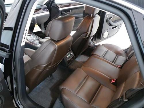 Audi S8 Interior Photos Peanut Butter Leather Crystal Clean Auto
