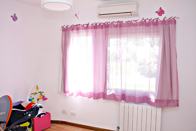 Cortinas cuarto niña | Candelaria | Flickr