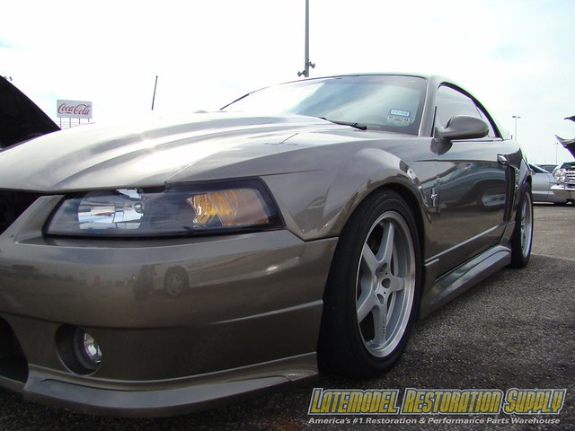 Flickr 10th New Lrs Mustang Roush At Edge The Anniversary