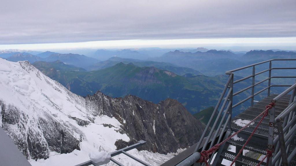 Refuge du Goûter 3817 m