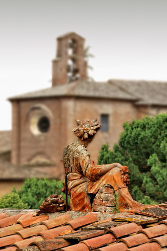 Contemplando Santo Spirito by Riccardo Granaroli ★Totoro88★