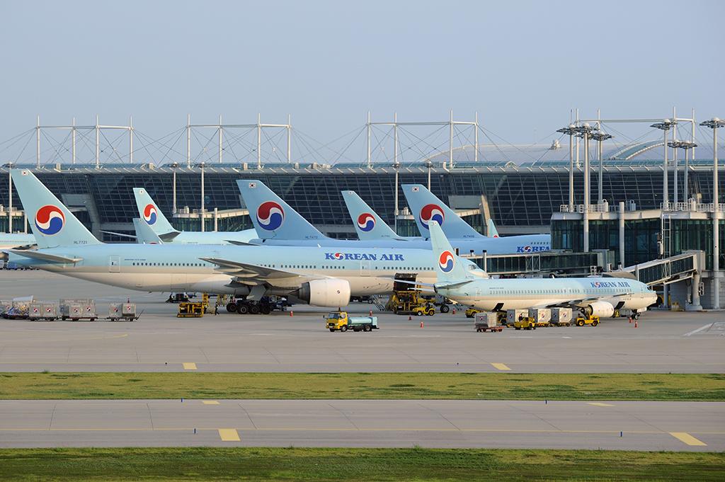 Seoul Incheon International Airport Passenger Terminal DSC… | Flickr