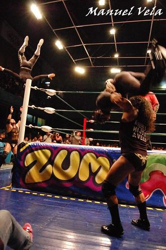 DSC_0634  Lucha Libre VOLADOR JR * LA SOMBRA VS EL TERRIBLE * TEXANO JR. por LAE Manuel Vela